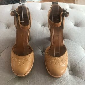 Marc Jacobs Mary Jane Heel Rubber sole size 38.5